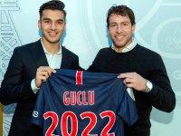 PSG, Türk oyuncuyla sözleşme imzaladı