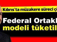 """Özersay: """"Kıbrıs'ta müzakere süreci çöktü, federal ortaklık modeli tüketildi"""""""