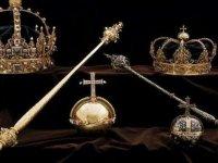 İsveç Kraliyet ailesinin tacını çalan hırsıza hapis cezası