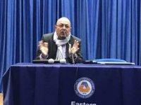 DAÜ-SEN, Avrupa Parlamento'su AKEL adayı  Prof. Dr. Niyazi Kızılyüreği konuk etti