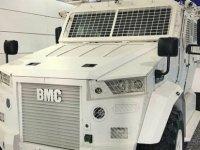 BMC Amazon Kış-2019 Birleşik Müşterek Fiili Tatbikatı için beyaza büründü
