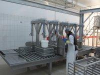 Kıbrıs Türk Süt Üreticileri Kooperatifi (Kıb-Süt Koop), Alayköy'de süt ürünleri fabrikası kurdu