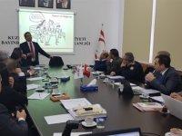 Trafik Ve Ulaştırma Hizmetleri Komisyonu olağanüstü toplandı