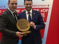 LTB Başkanı Harmancı, Bükreş'te temaslarda bulundu