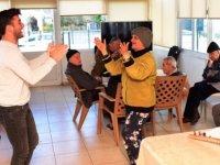 Bolu Gençlik Merkezi Gençleri, Lapta ve Kantara gençlik merkezlerinde misafir edildi
