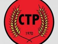 CTP: İhtiyacımız olan makamlar arası gerginlik değil diyalog
