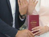 Evlenmeler azaldı, boşanmalar arttı: Yabancı gelinlerde ilk sıra Suriyelilerin