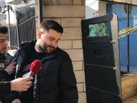 Ambulansa yol vermeyen maganda konuştu (video)