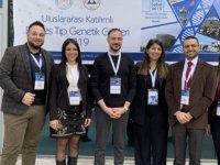 """YDÜ """"Erciyes Tıp Genetik Günleri 2019"""" kongresinde 3 ödül kazandı"""