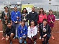 TTF LŞK büyükler haftasonu turnuvası tamamlandı