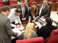 Meclis toplanıyor.. YÖDAK yine gündemde...