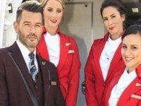Ünlü havayolu şirketi hosteslerdeki makyaj zorunluluğu kuralını kaldırdı
