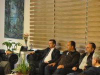 Makedonya Milli Eğitim Bakanlığı Müsteşarı DAÜ'yü ziyaret etti