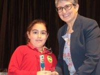 Ktev'in kitap ayracı ve kompozisyon yarışmaları ödül töreni yapıldı