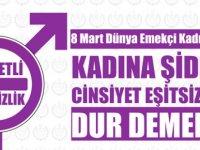 İçişleri Bakanlığı'nın kadınlar günü etkinliği yarın merkezi cezaevi'nde