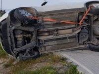 Son bir haftada 72 trafik kazası: 1 ölü, 23 yaralı