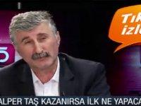 Alper Taş'ın LGBTİ sözleri sonrası TV programı kaldırıldı