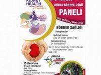 14 Mart Dünya Böbrek Günü'nde Panel Düzenleniyor