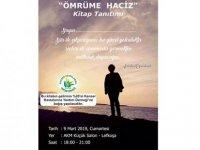 'Ömrüme Haciz'in tanıtımı, Cumartesi günü