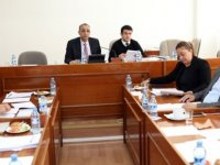 Meclis maliye, bütçe ve plan komitesi toplandı
