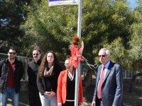 Şair Filiz Naldöven'in adı Girne'de bir sokağa verildi
