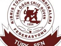 Türk-Sen, iş kazalarının artarak devam ettiğini belirtti