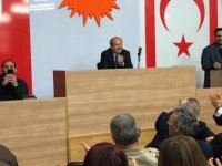"""Tatar """" Biz proje ve icraat partisiyiz, laf partisi değil"""""""