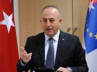 Akel Çavuşoğlu'nun mektubunu kınadı
