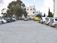 Gönyeli Belediye Bulvarı'nda 227 kapasiteli araç park yeri