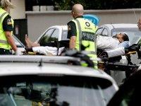 Yeni Zelanda polisinden açıklama: Tehlike seviyesi hala yüksek