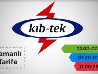 Kıb-Tek'in yeni 3 zamanlı kontrol sende tarifesine vatandaşlardan çok büyük ilgi