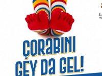 """""""Çorabını Gey da Gel"""" Etkinliği 21 Mart Perşembe günü yapılıyor"""