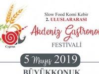 Akdeniz Gastronomi Festivali düzenleniyor