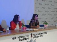 Yakın Doğu Üniversitesinde 'Kadın ve Toplum' Paneli Düzenlendi