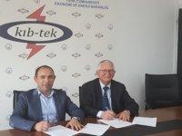 Kıb-Tek ile KTMMOB protokol imzaladı