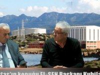 El-Sen Başkanı Özkıraç: Kıb-Tek'e uzanan eli keseriz! (CANLI YAYIN)