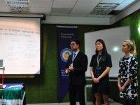 DAÜ Endüstri Mühendisliği'nde Tımes Analiz Yarışması gerçekleştirildi
