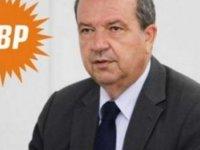 Tatar: HP ile koalisyon görüşmemiz olmadı!
