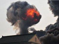 Çin'deki kimya tesisinde patlamada ölü sayısı artıyor