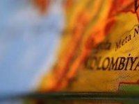 Kolombiya'da patlama