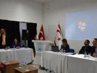 Girne Üniversitesi'nde  ' Eğitim Ve Sağlık Alanında Topluma Hizmet Uygulamaları Ve  Projeler Çalıştayı ' Düzenlendi