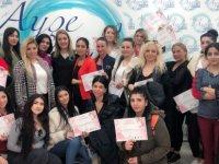 YDÜ Meslek Yüksekokulu Saç Bakımı ve Güzellik Hizmetleri Bölümü İstanbul'da Güzellik Fuarına Katıldılar