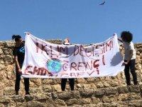 Mağusalı gençlerden 12 Nisan'da iklim değişikliği için eyleme katılma çağrısı