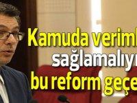 Başbakan Erhürman'ın dediği dedik