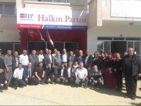 Halkın Partisi Mehmetçik temsilcilik binası açıldı, Özersay daha çok çalışacağız!