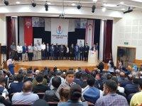YDP Lefkoşa'da gövde gösterisi yaptı!