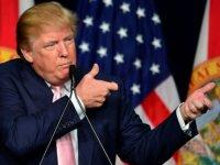 Trump: ABD, Türkiye'nin operasyonunun desteklemiyor ve bunun kötü bir fikir olduğunu açıkça söyledi