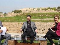 GMB Başkanı Arter DAÜ Kent ve Mimarlık programına konuk oldu