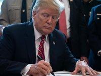 'Trump 'Golan Tepeleri' kararnamesini yarın Netanyahu'nun huzurunda imzalayacak'