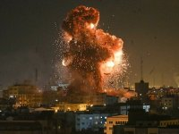 İsrail'in Gazze'ye saldırısı sürüyor: Hamas lideri Haniye'nin ofisi vuruldu